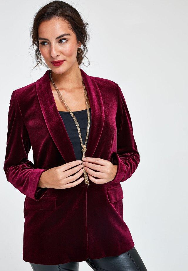 Manteau court - pink