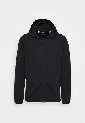 LAYERING - Sportovní bunda - black