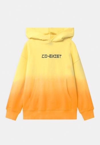 MATT - Sweatshirt - yellow