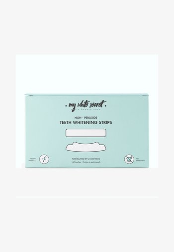 TEETH WHITENING STRIPS X 14 - Dental care - -
