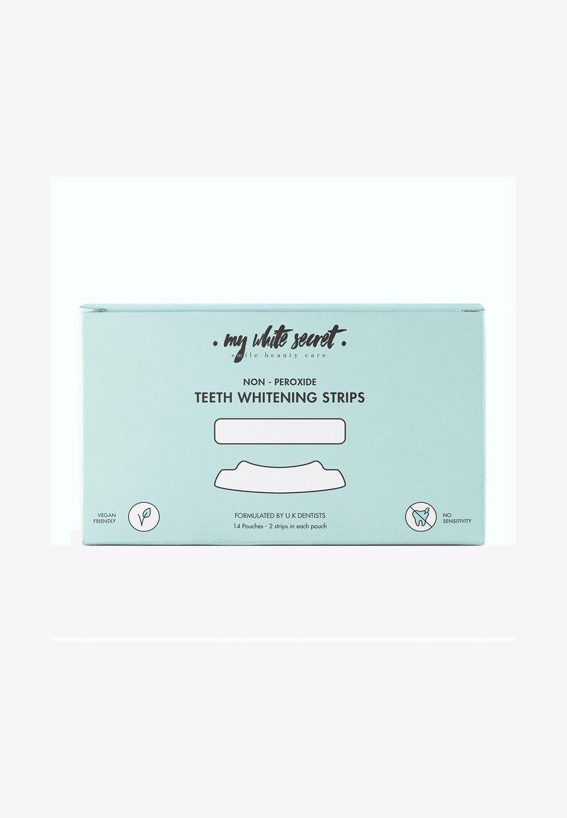 My White Secret - TEETH WHITENING STRIPS X 14 - Dental care - -