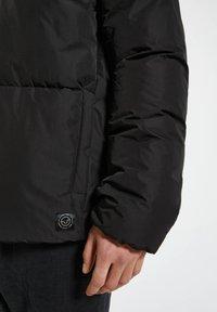 PULL&BEAR - Winter jacket - black - 4