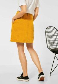 Street One - Mini skirt - gelb - 2