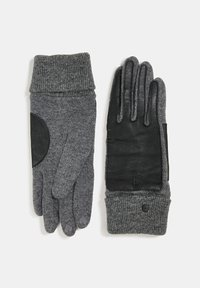 Esprit - Gloves - anthracite - 3