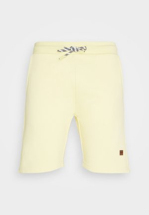 BRENNAN - Shorts - pale banane