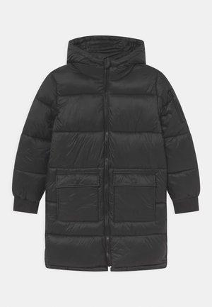 FINLEY LONGLINE PUFFER - Winter coat - black