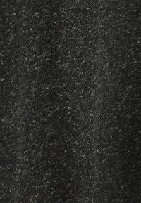 Selected Femme Curve - SLFLIVY  V NECK STRAP - Top - black - 2