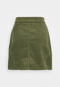 JDY - JDYSHIRAZ LIFE SHORT SKIRT - Mini skirt - kalamata - 1