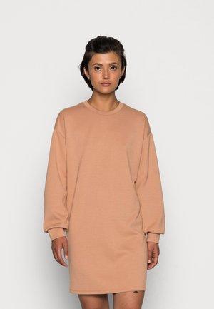 ONLSCARLETT DRESS - Jersey dress - hazel