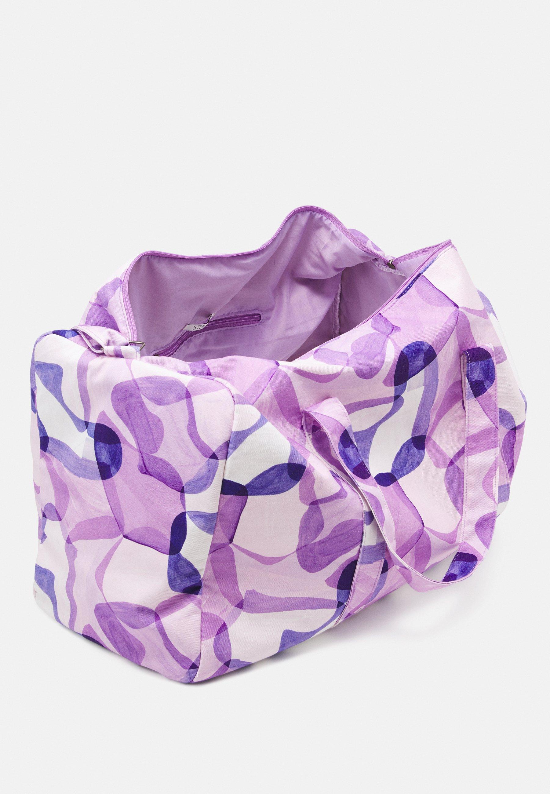 Damen LEISURE BAG PRINT UNISEX - Sporttasche
