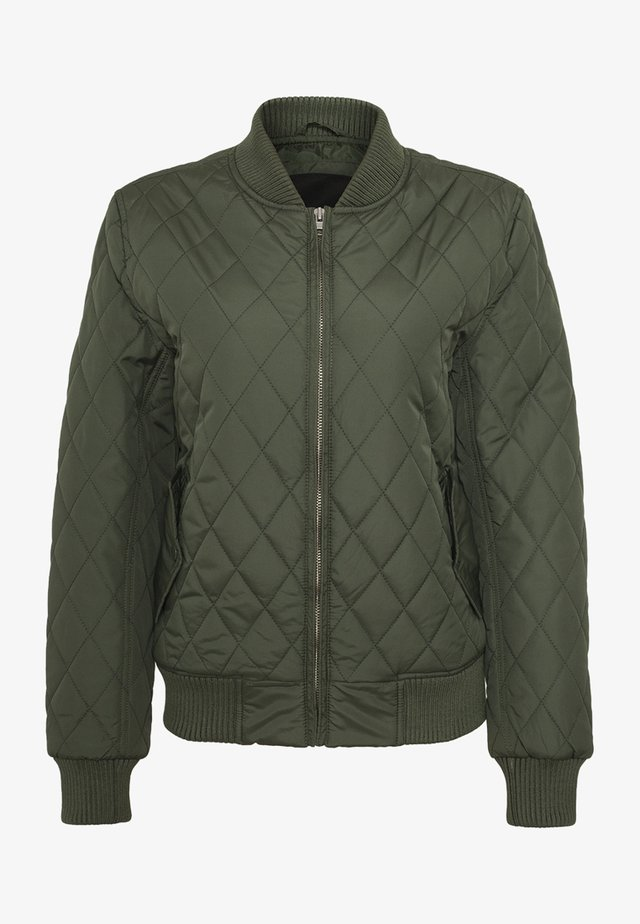Light jacket - olive