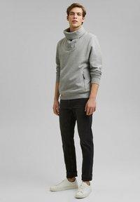 Esprit - Sweatshirt - medium grey - 5
