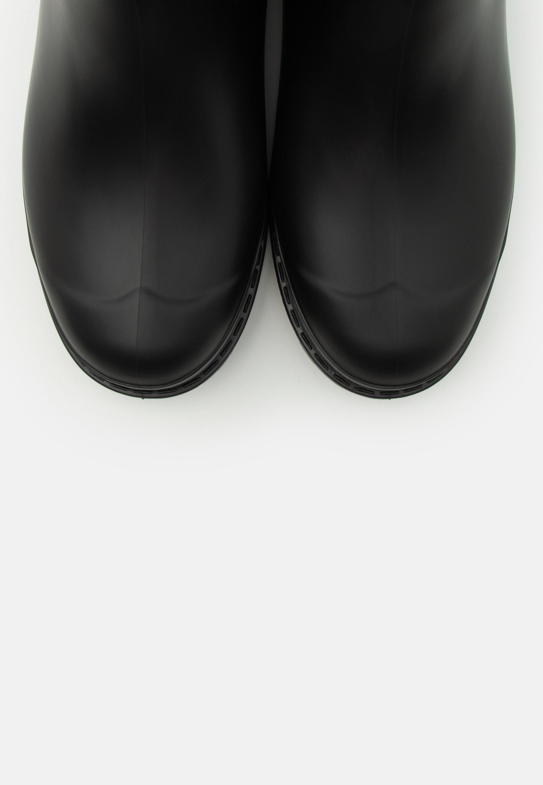 F_WD Gummistøvler - black