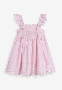 Next - Day dress - light pink - 2