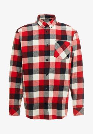 KEAGAN  - Košile - check / etna red