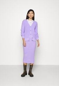Trendyol - SET - Cardigan - lilac - 1