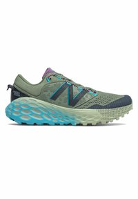 New Balance - Trail running shoes - green - 2