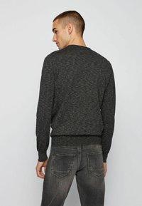BOSS - KABIRON - Pullover - dark grey - 2