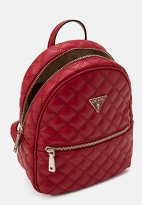 Guess - CESSILY BACKPACK - Rucksack - red - 2