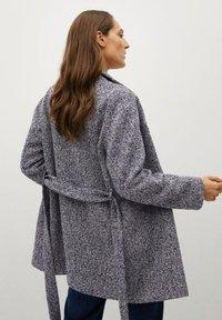 Mango - LAPIZ - Classic coat - marineblau - 2