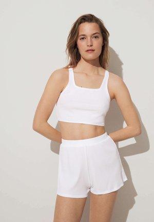 Bas de pyjama - white