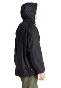 Timberland - WP HOODED SHELL - Waterproof jacket - black - 3