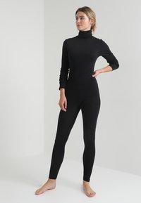 Hanro - LONGLEG - Leggings - Stockings - black - 1