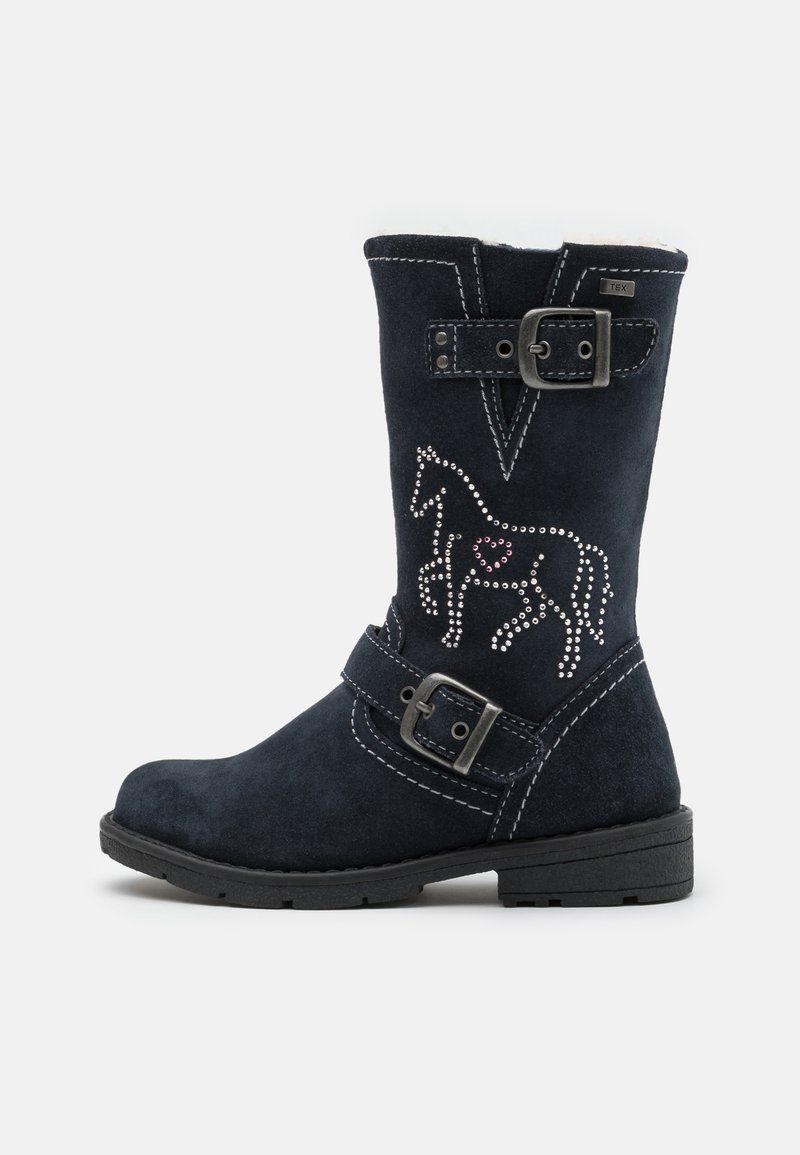 Lurchi - HEIDI-TEX - Winter boots - atlanti