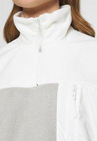 Monki - FOO  - Fleece jumper - grey - 4