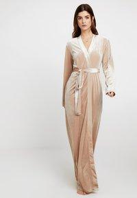 OW Intimates - KATRINA ROBE - Dressing gown - almond - 1