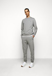 PS Paul Smith - MENS - Sweatshirt - mottled grey - 1