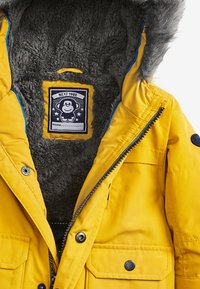 Next - Parka - yellow - 2
