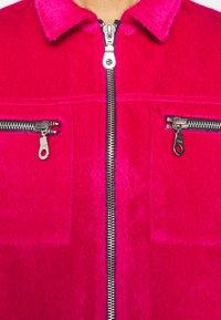 The Ragged Priest - TRICK JACKET - Summer jacket - pink - 6