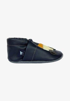 First shoes - blau / gelb / beige