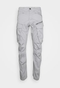 G-Star - ROVIC ZIP TAPERED - Cargobroek - steel grey - 5