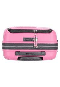 Travelite - MOTION - Wheeled suitcase - rose - 3