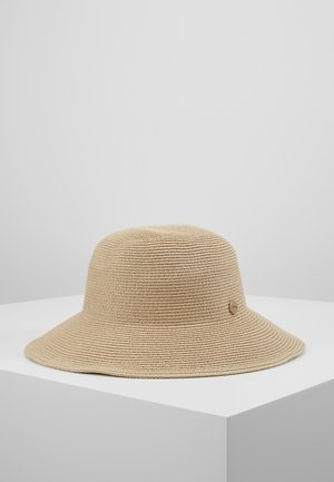 SHADY LADY NEWPORT FEDORA - Hatt - gold