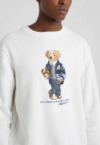 Polo Ralph Lauren - MAGIC - Sweatshirt - deckwash white - 5