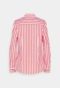 Tommy Hilfiger - REGULAR SHIRT - Button-down blouse - fireworks - 1