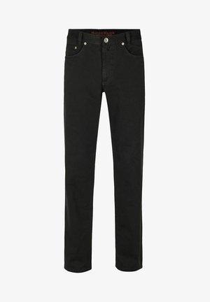 WALKER - Straight leg jeans - schwarz