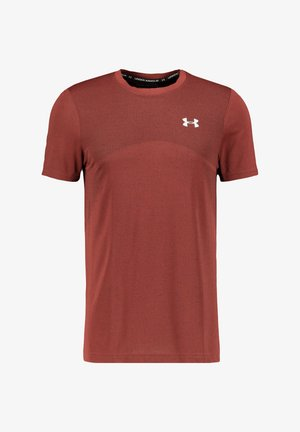 Basic T-shirt - cassis