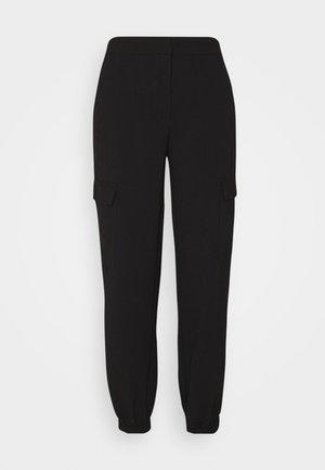 VMBITTEN PANT - Spodnie materiałowe - black