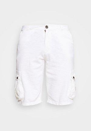 UTILITY - Shorts - white