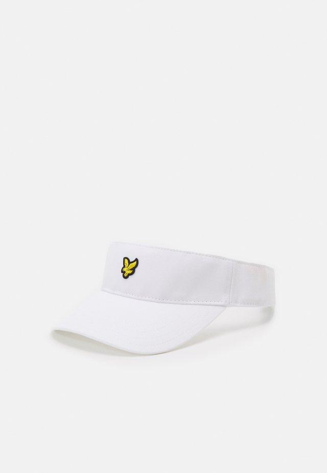 TENNIS VISOR CAP - Kšiltovka - white