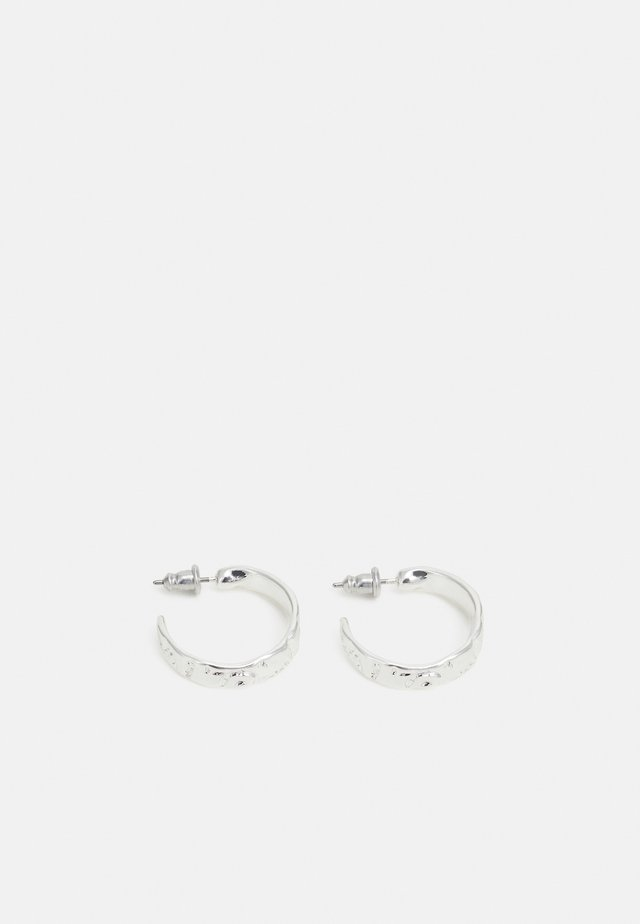 EARRINGS COMPASSION - Øreringe - silver-coloured