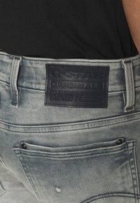 G-Star - LANCET SKINNY - Jeans Skinny Fit - grey denim - 4