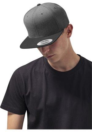 CLASSIC SNAPBACK 2-TONE - Cap - charcoal/black