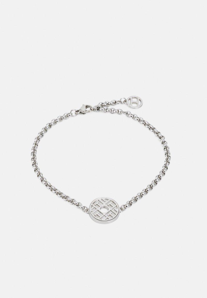 Tommy Hilfiger - TOKEN - Bracelet - silver-coloured