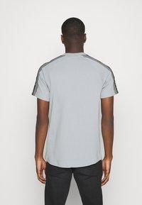 G-Star - SPORT TAPE LOGO + R T S\S - T-shirt print - correct grey - 2