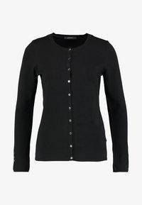 Esprit Collection - CARDI - Cardigan - black - 4